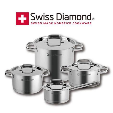 스위스 다이아몬드 Zurich 냄비 4종